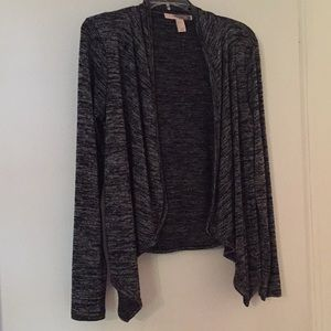 NWOT Forever 21 Marlee Grey Sweater